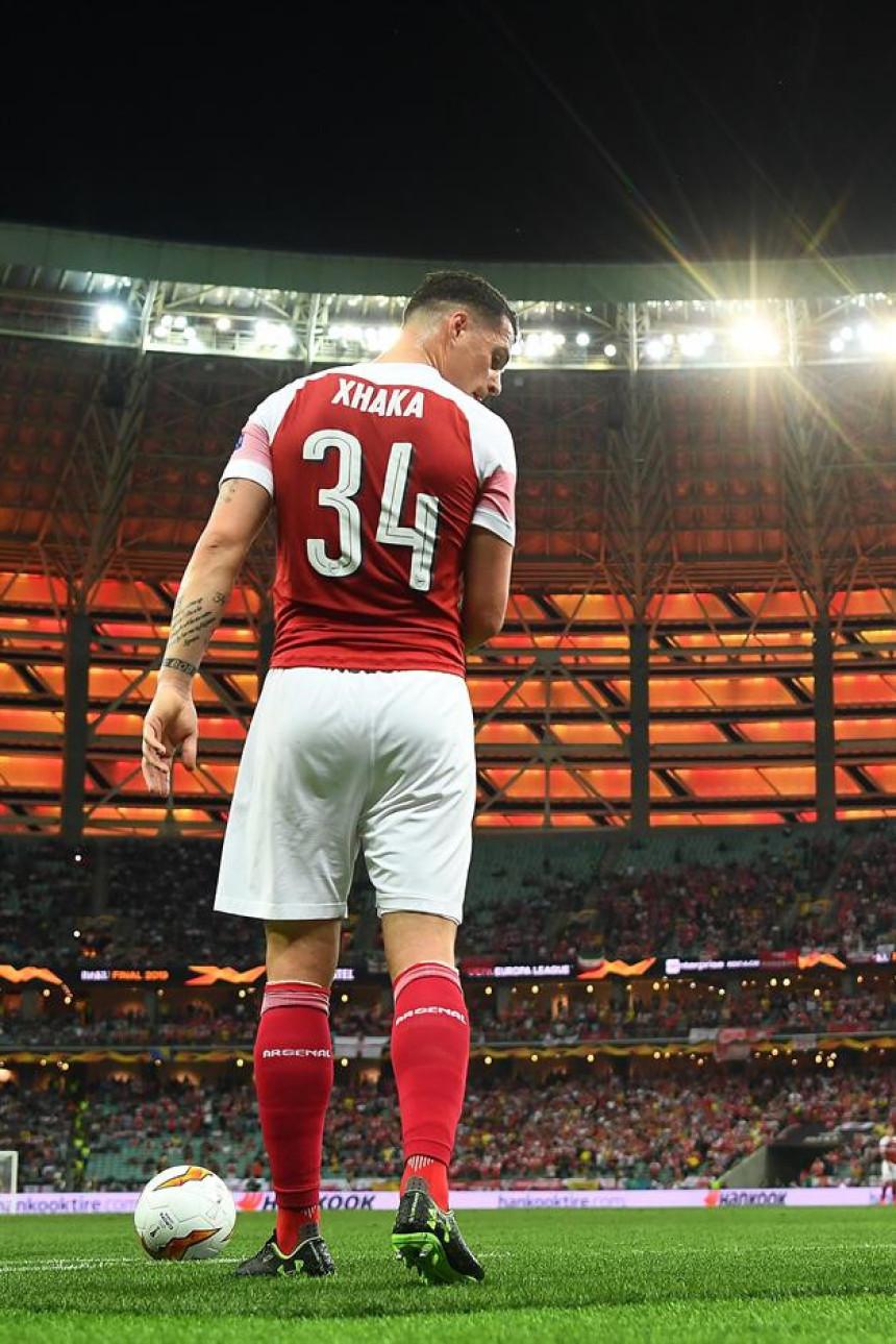 Džaka novi kapiten Arsenala!