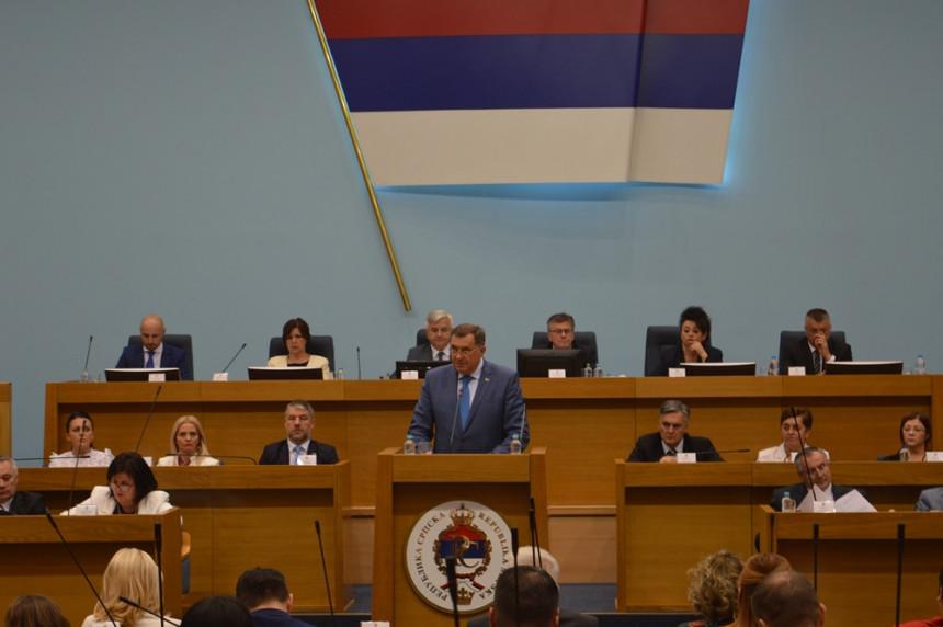 ''Milorada Dodika će kazniti narod''