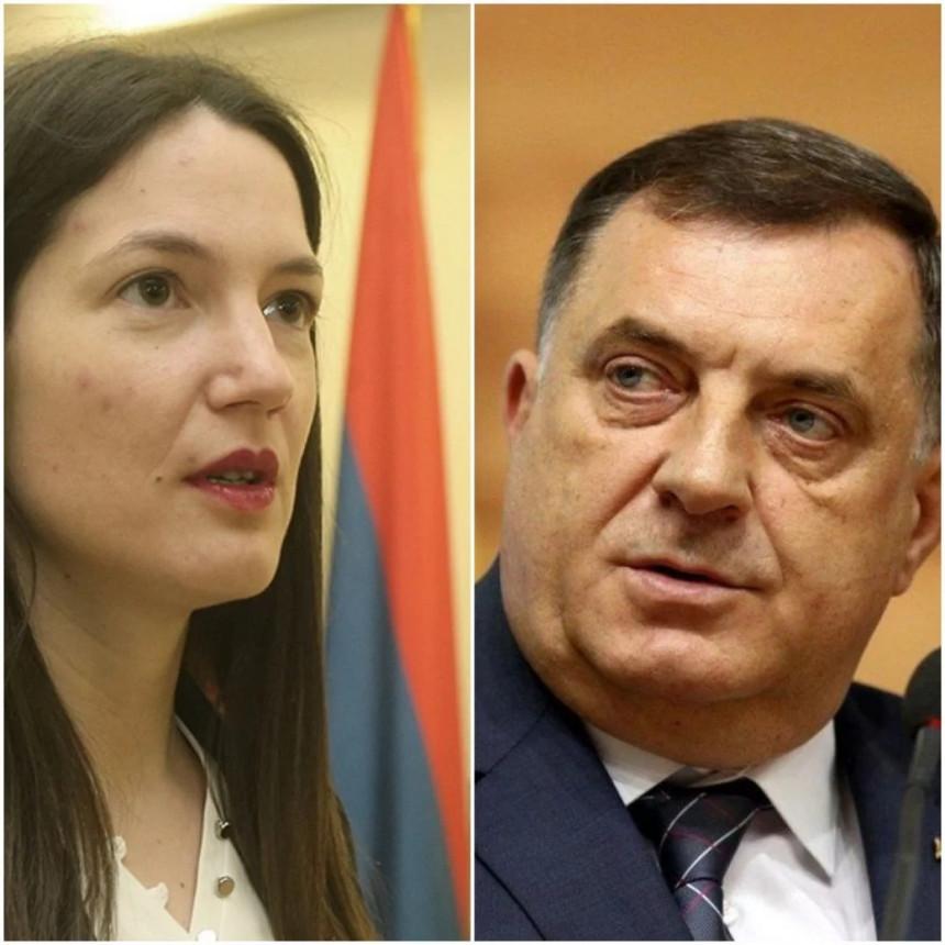 Trivić odbrusila Miloradu Dodiku