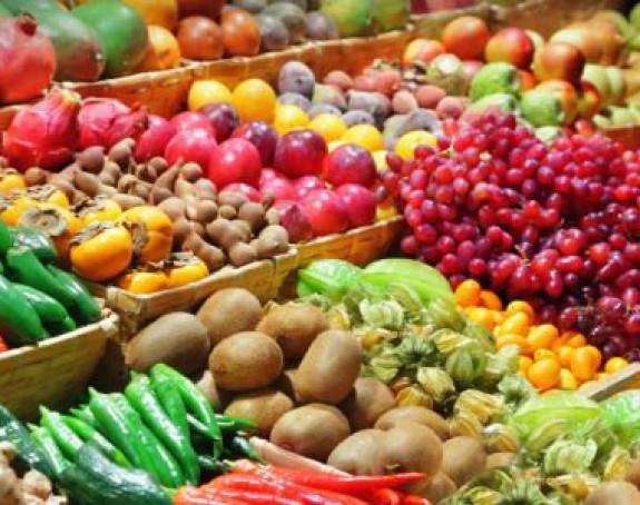 Više voća i povrća ublažava ekcem