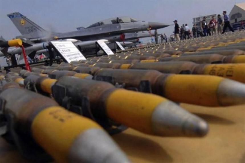 SAD obustavljaju prodaju oružja?