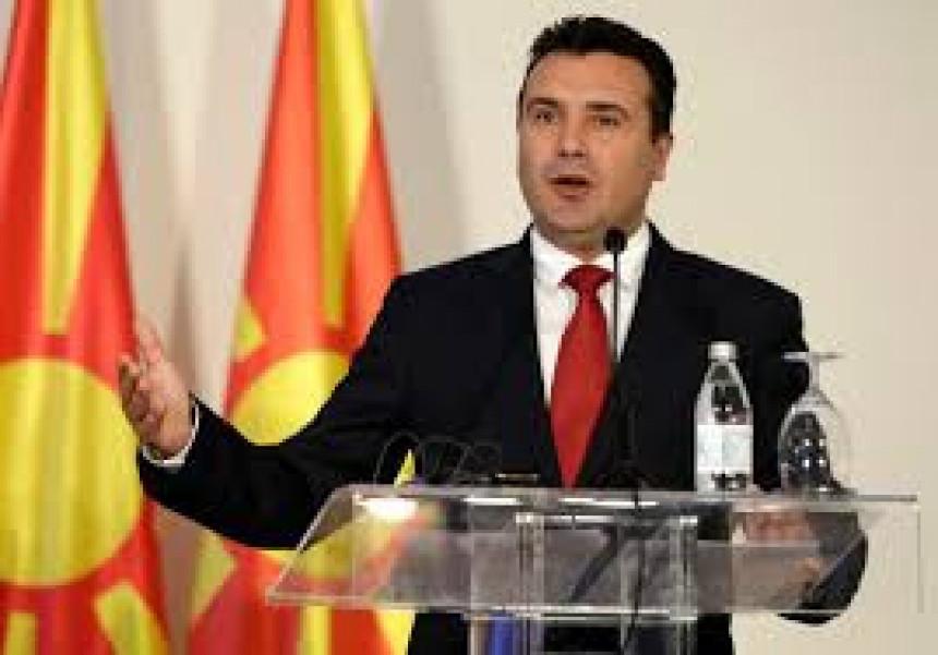 Zoran Zaev podnio ostavku na mjesto premijera
