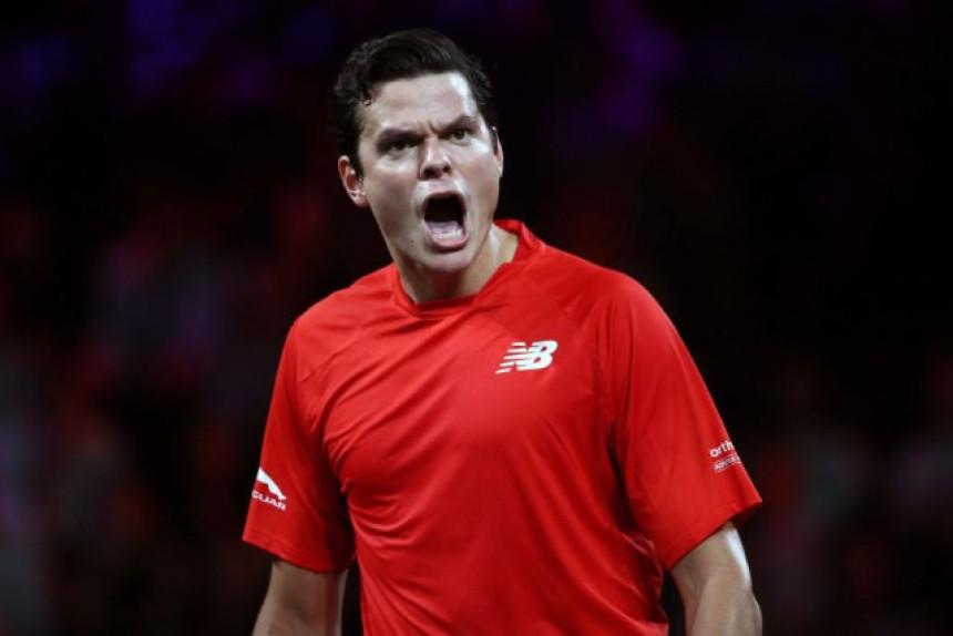 """Utisak sezone? Federerove meč lopte protiv Đokovića!"""