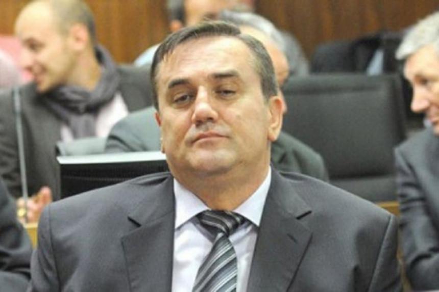 Radišić se prijavio u zatvor na Tunjicama