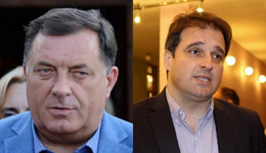 Dodik pravi krizu da se domogne SM BiH