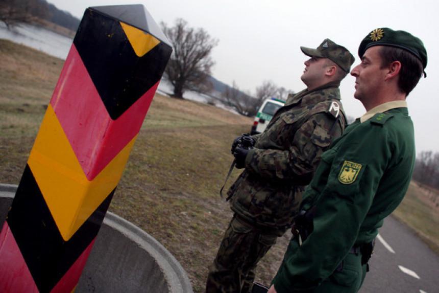 Kontrola granica košta Nijemce milijarde evra