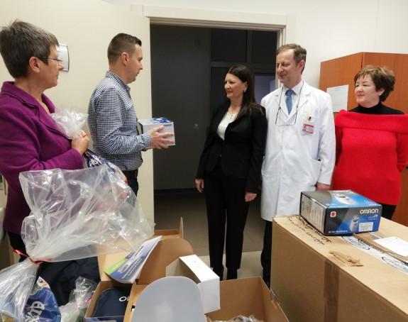 Bijeljina: Vrijedna donacija bolnici
