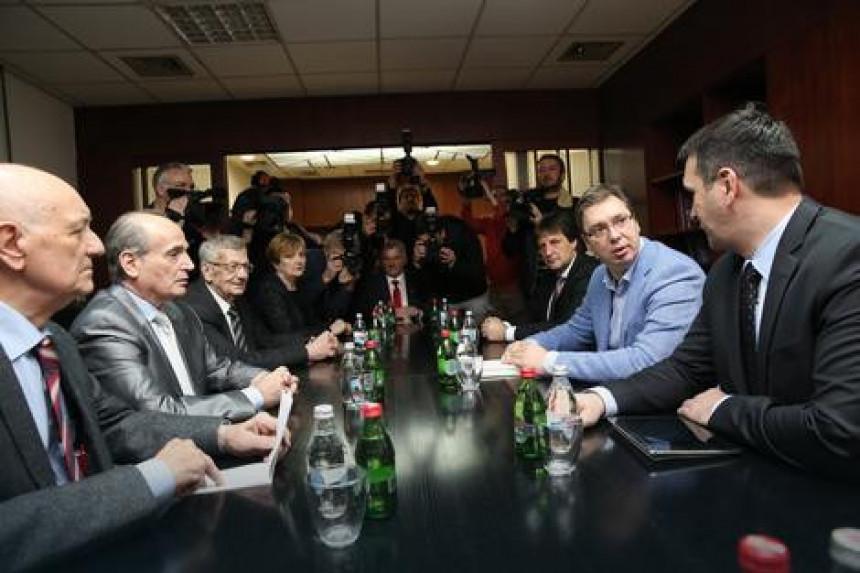 Srbija: SNS i PUPS idu zajedno na izbore