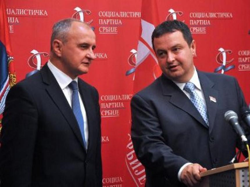 Dačić: stojimo čvrsto iza Republike Srpske