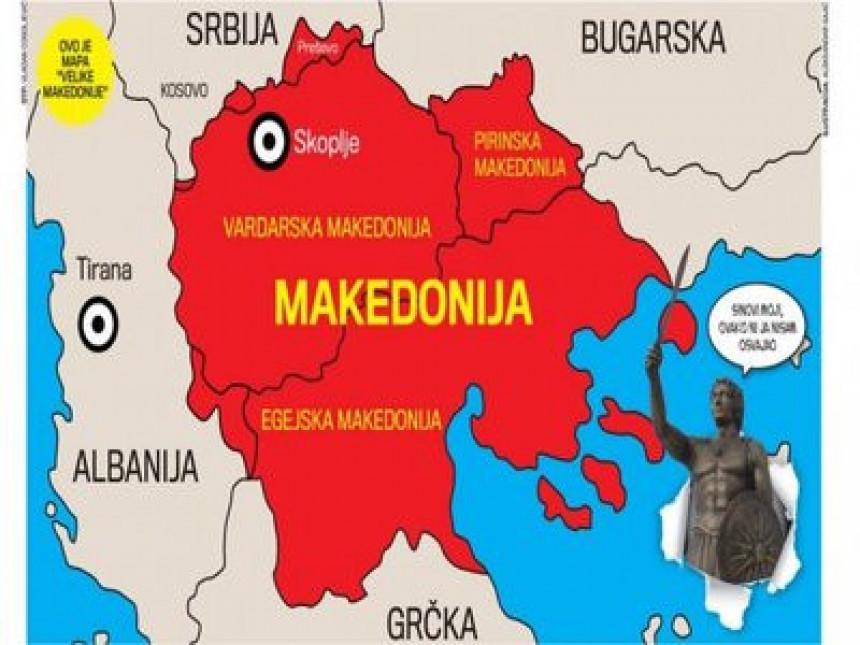 Makedonci Traze Jug Srbije Radio Televizija Bn