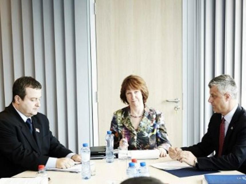 Dačić i Tači u Briselu o primjeni sporazuma