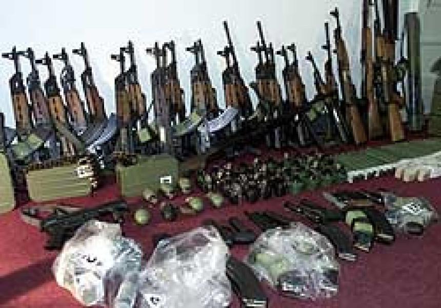 Nepravilnosti pri prodaji viška naoružanja