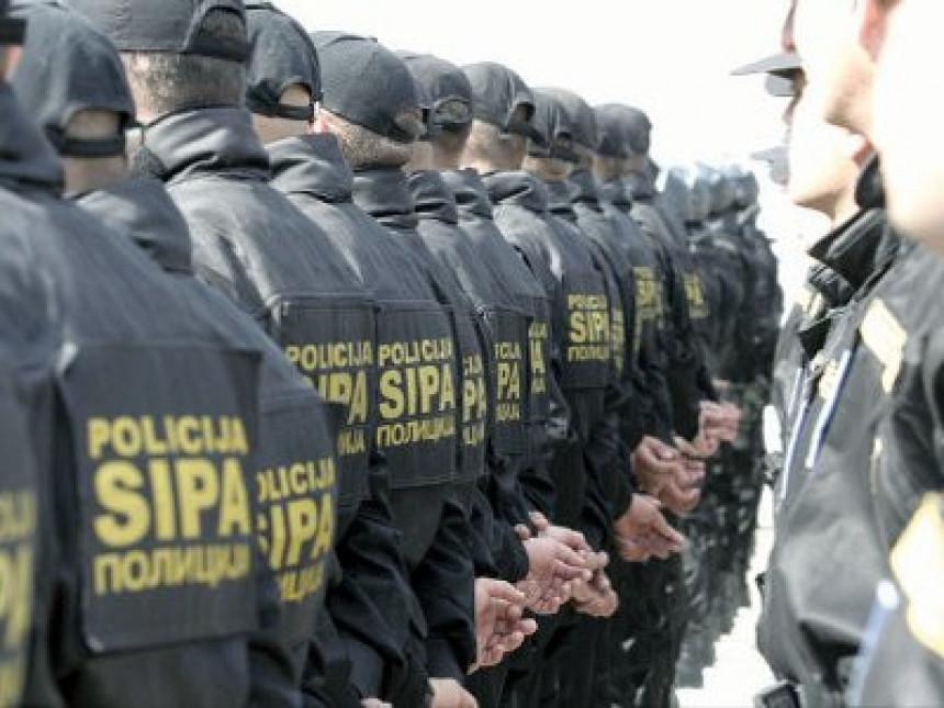 Širom BiH započeta opsežna akcija SIPE protiv kriminala