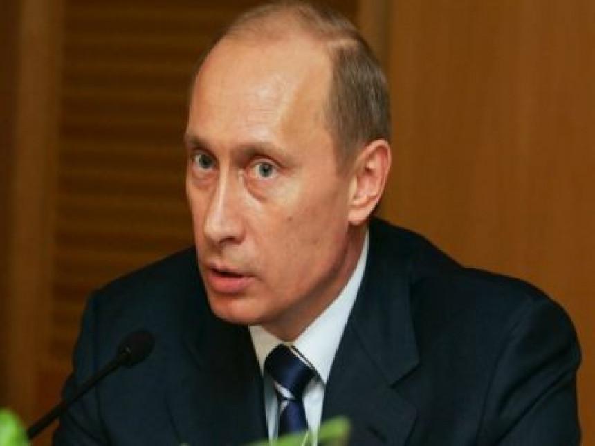Putin odbacio prijedlog amnestije