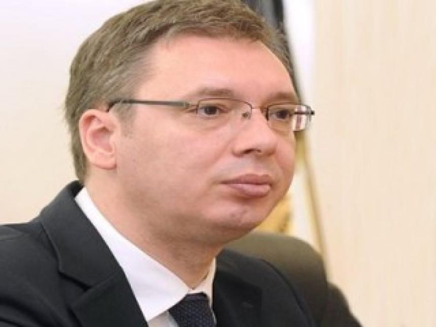 Vučić: Rusija uvijek može da računa na Srbiju