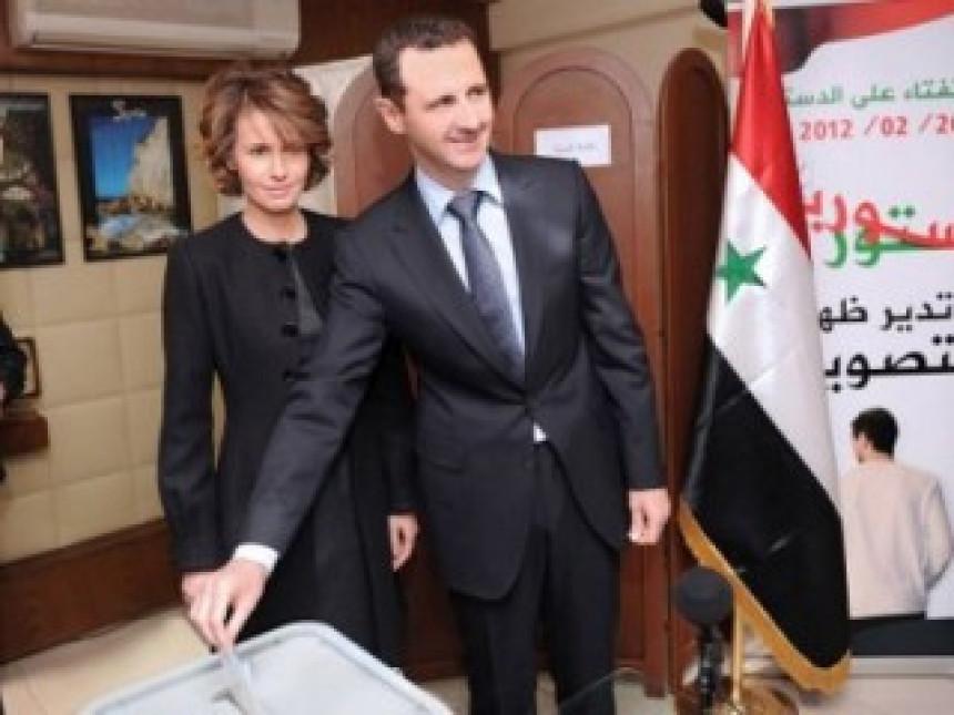 Asad želi još vlasti