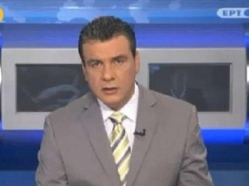 Pornić usred vijesti na grčkoj TV (VIDEO)