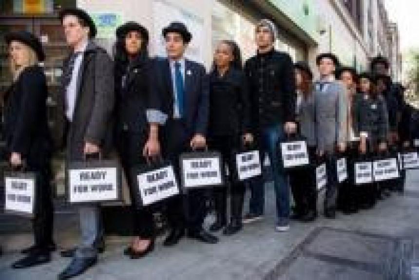 Rekordna stopa nezaposlenosti