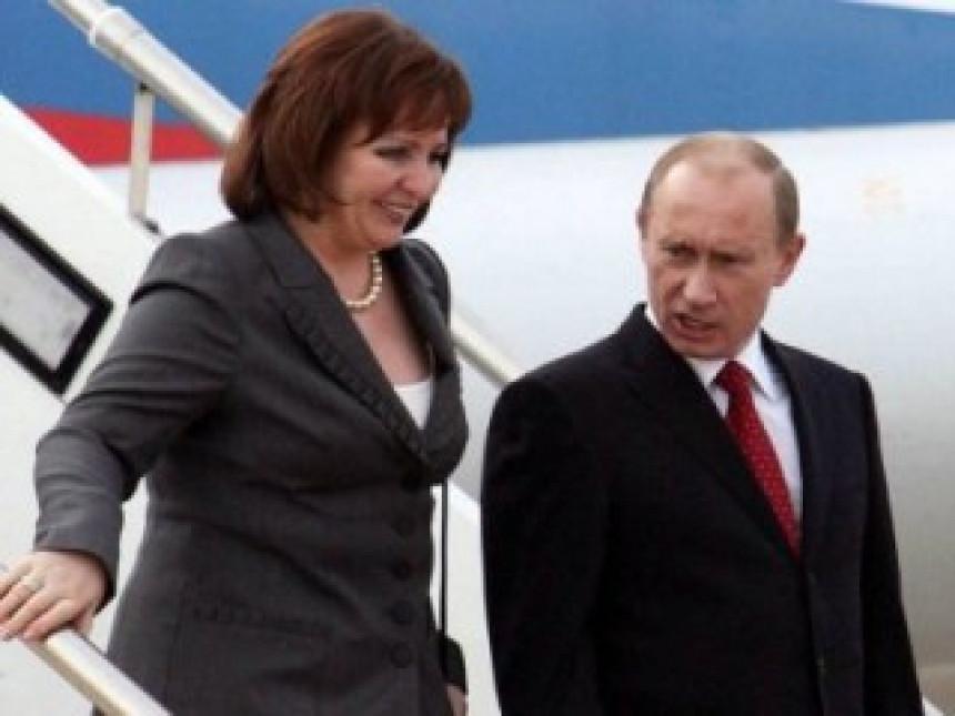 Razveo se Vladimir Putin
