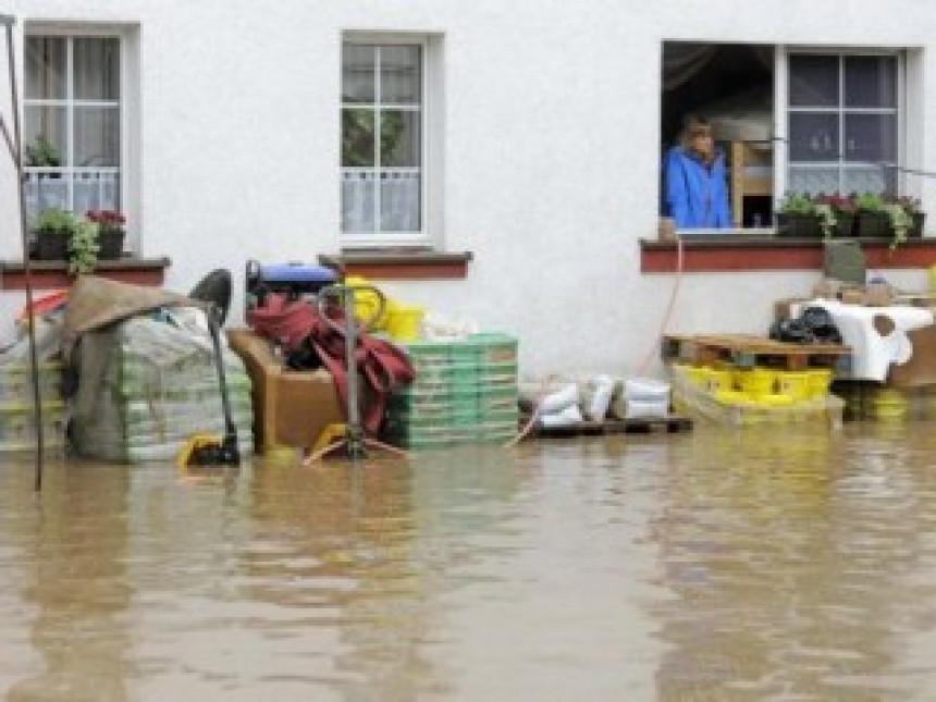 Poplave stigle na sjever Njemačke