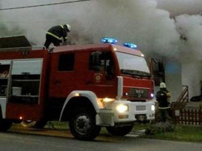 Požar u Bijeljini: Šteta tri miliona KM