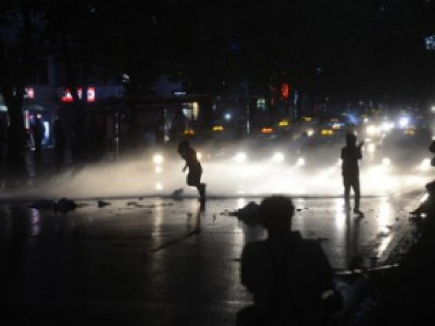 Opet suzavac u Ankari