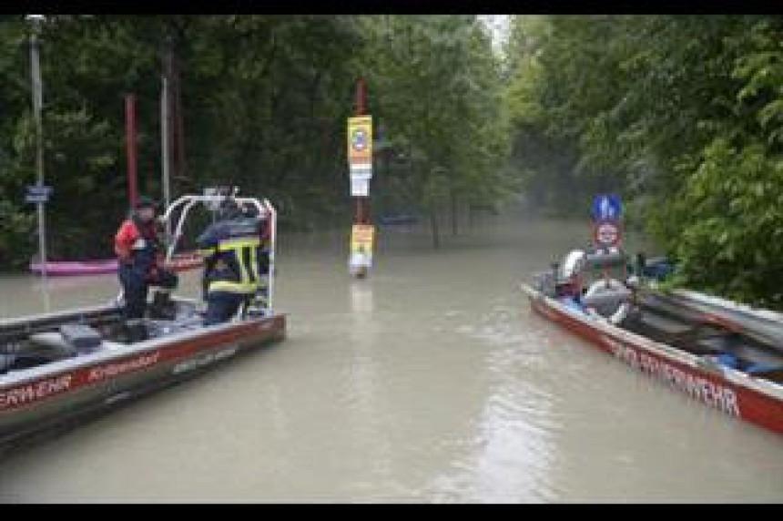 Nove poplave u Austriji