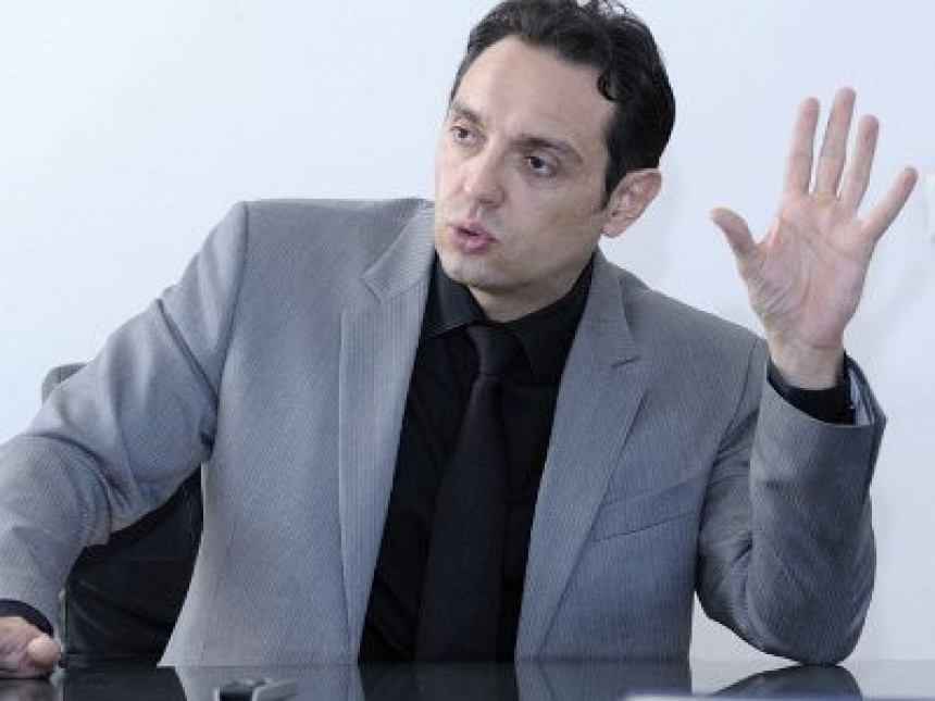 Vulin: Priština protivnik integracija