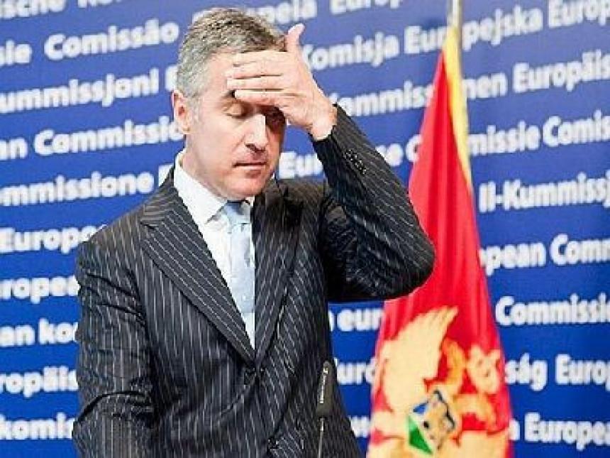 Odbor će saslušati i Đukanovića