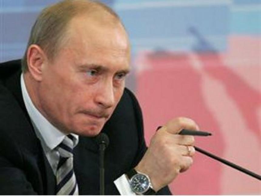 Putin: Amerika misli da je imperija