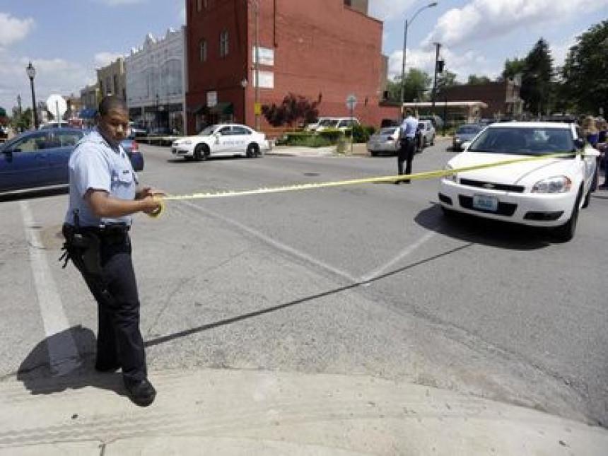 Četvoro mrtvih u pucnjavi u Sent Luisu