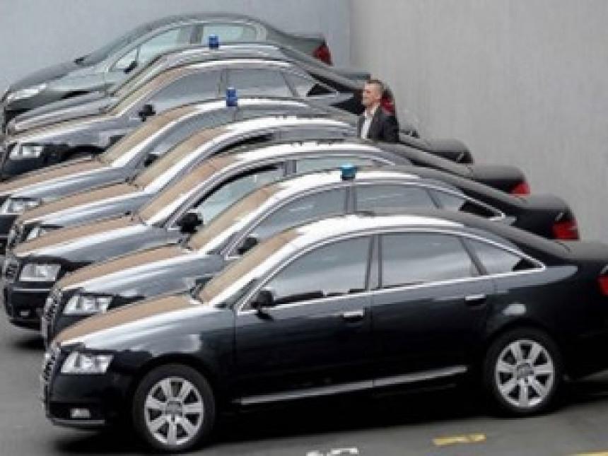 Popisom službenih automobila do ekonomičnosti