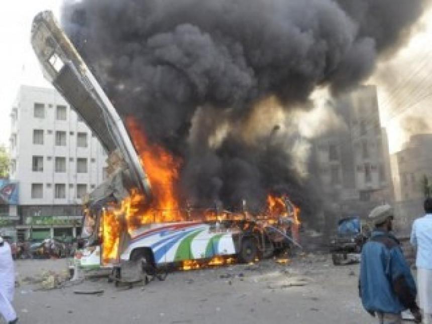 Najmanje 11 studentkinja poginulo u eksploziji
