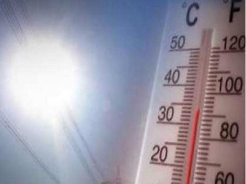U Crnoj Gori  tropske temperature