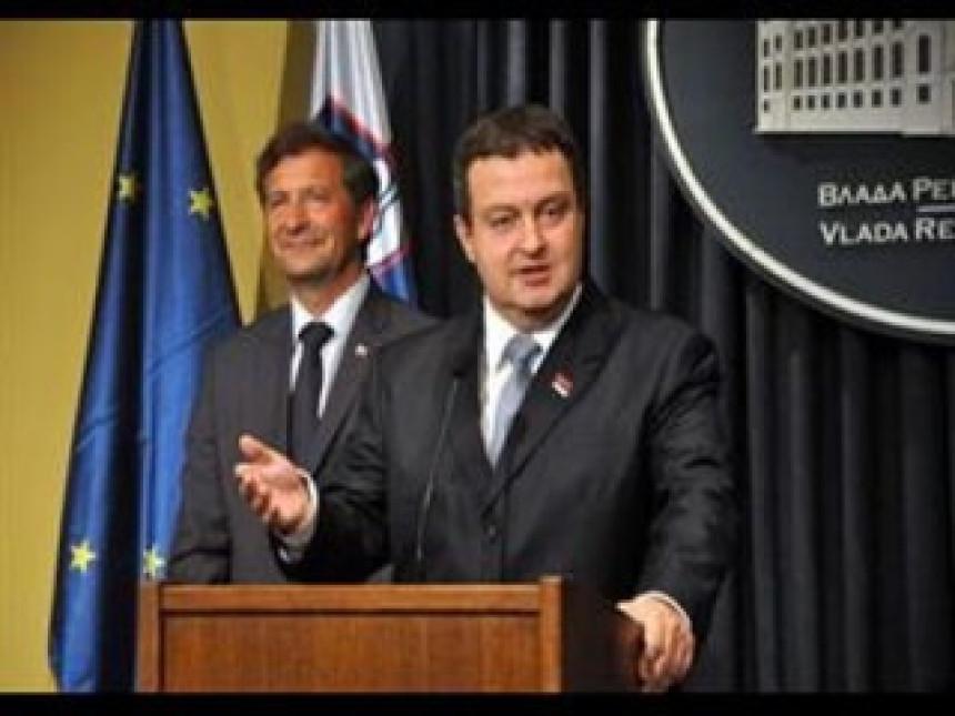 Srbija položila sve ispite