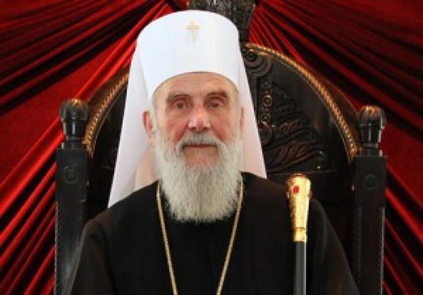 Patrijarha Irineja dočekaće najviši zvaničnici RS i SPC