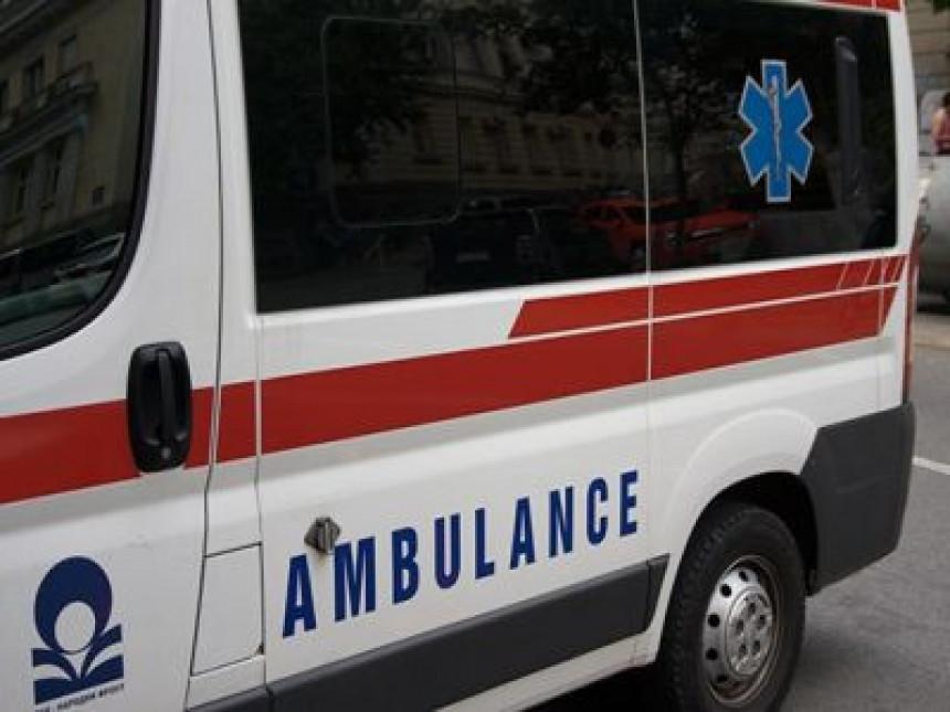 Srbin povrijeđen u eksploziji u Leposaviću