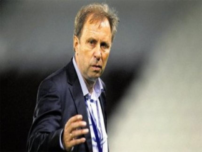 "Rajevac: Nisam kandidat za trenera ""Crvene zvezde"""