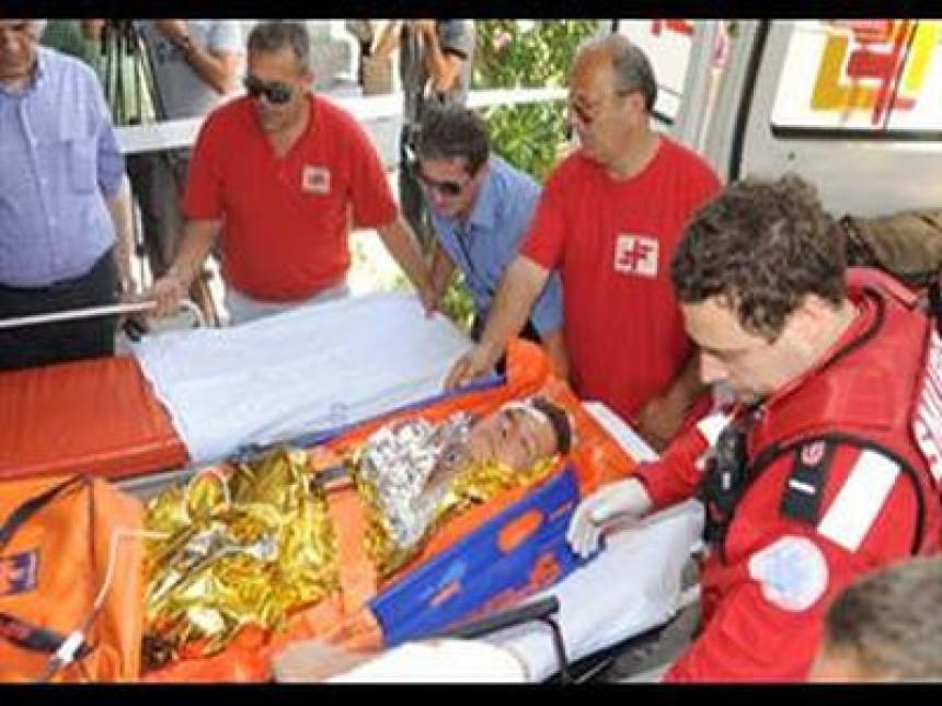Svi povređeni turisti prebačeni u Rumuniju