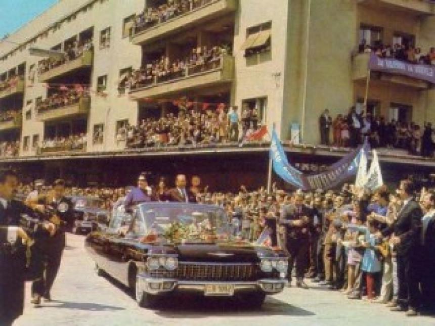 Srbija traži Titova kola