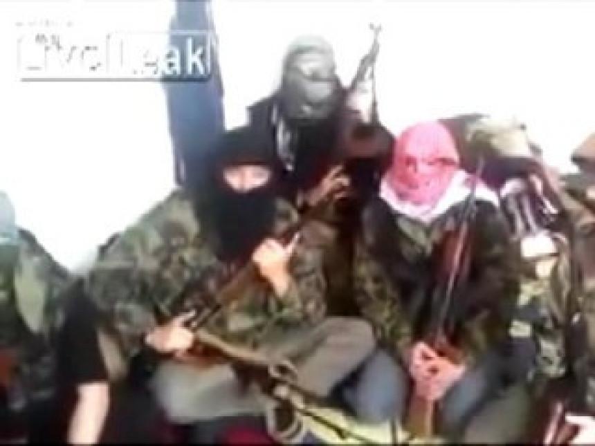 Selefije iz BiH spremne za put u Siriju (VIDEO)