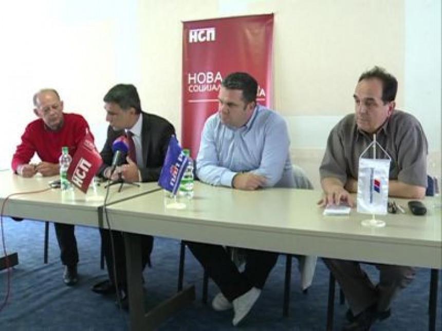 Opozicija u Foči nezadovoljna radom lokalnog parlamenta (VIDEO)