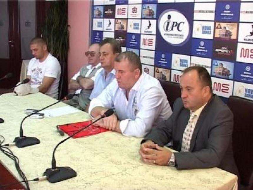 Evropa priznala boksere