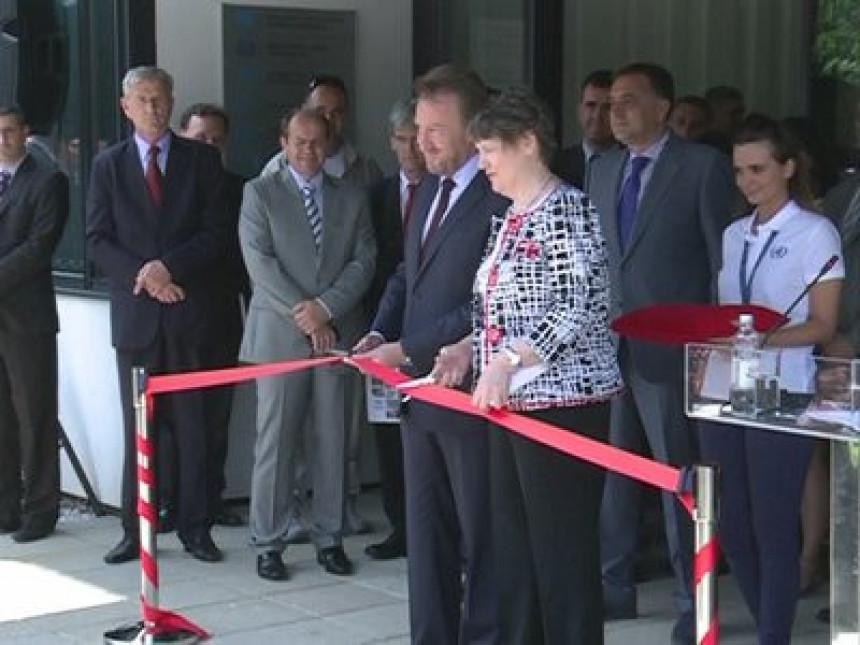 Otvorena zgrada UN u Sarajevu (VIDEO)