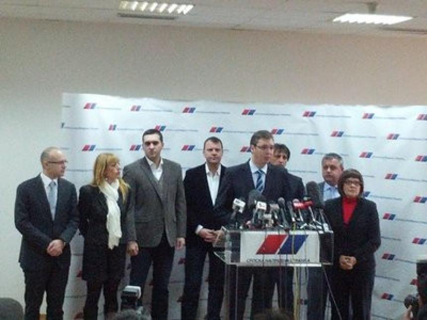 SNS predlaže Ministarstvo za evropske integracije