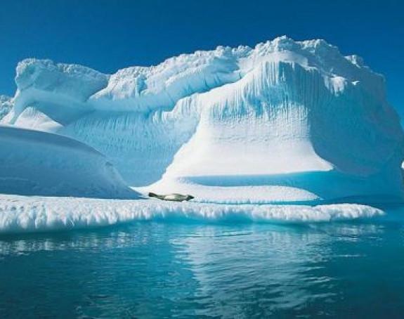 Hitna evakuacija polarne stanice zbog topljenja leda