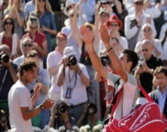ATP: Nadal pretekao Đokovića...