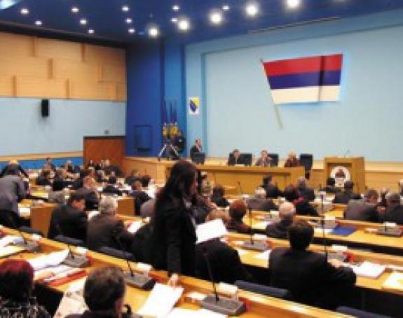 Narodna skupština RS o Prijedlogu politike zaduživanja Srpske