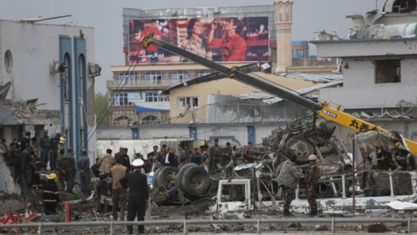 Novi teroristički napad u Kabulu, 28 mrtvih