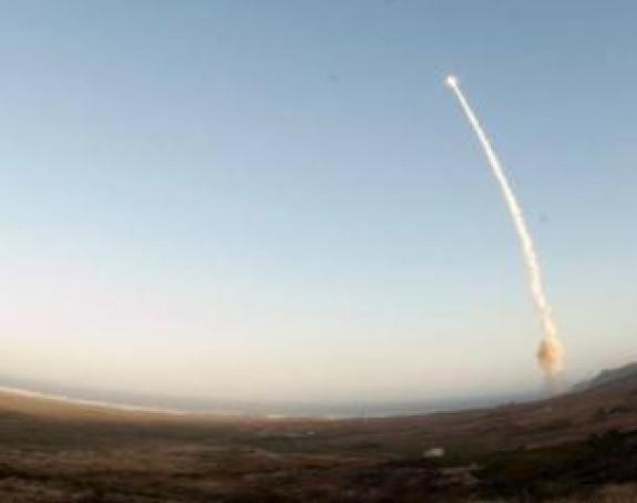 Kina testirala novu balističku raketu